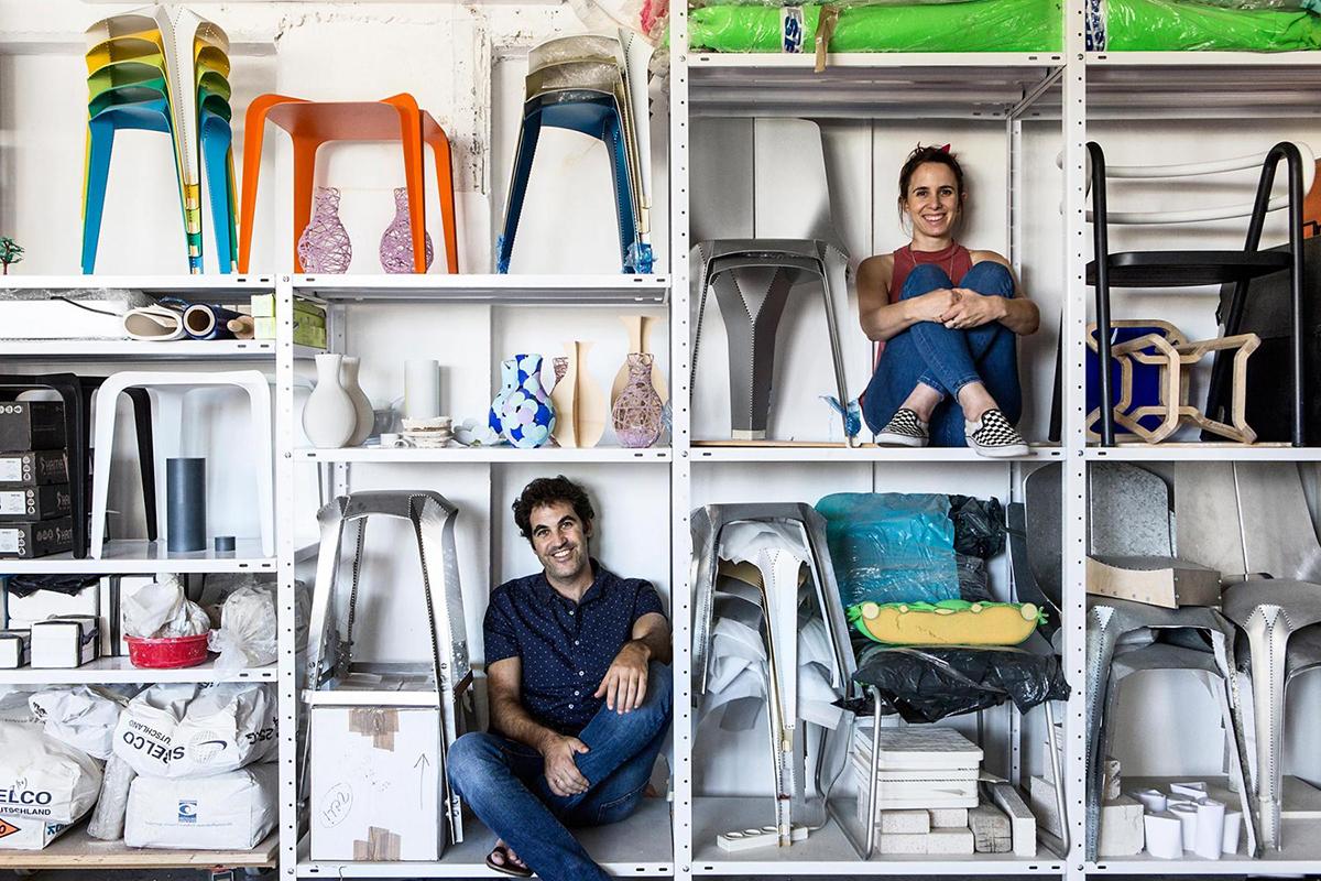 Perditi tra le storie di centinaia di talenti del design da tutto il mondo